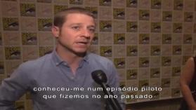 Gotham - T1 - Entrevista Ben McKenzie