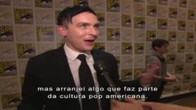 Gotham - T1 - Entrevista Robin Lord