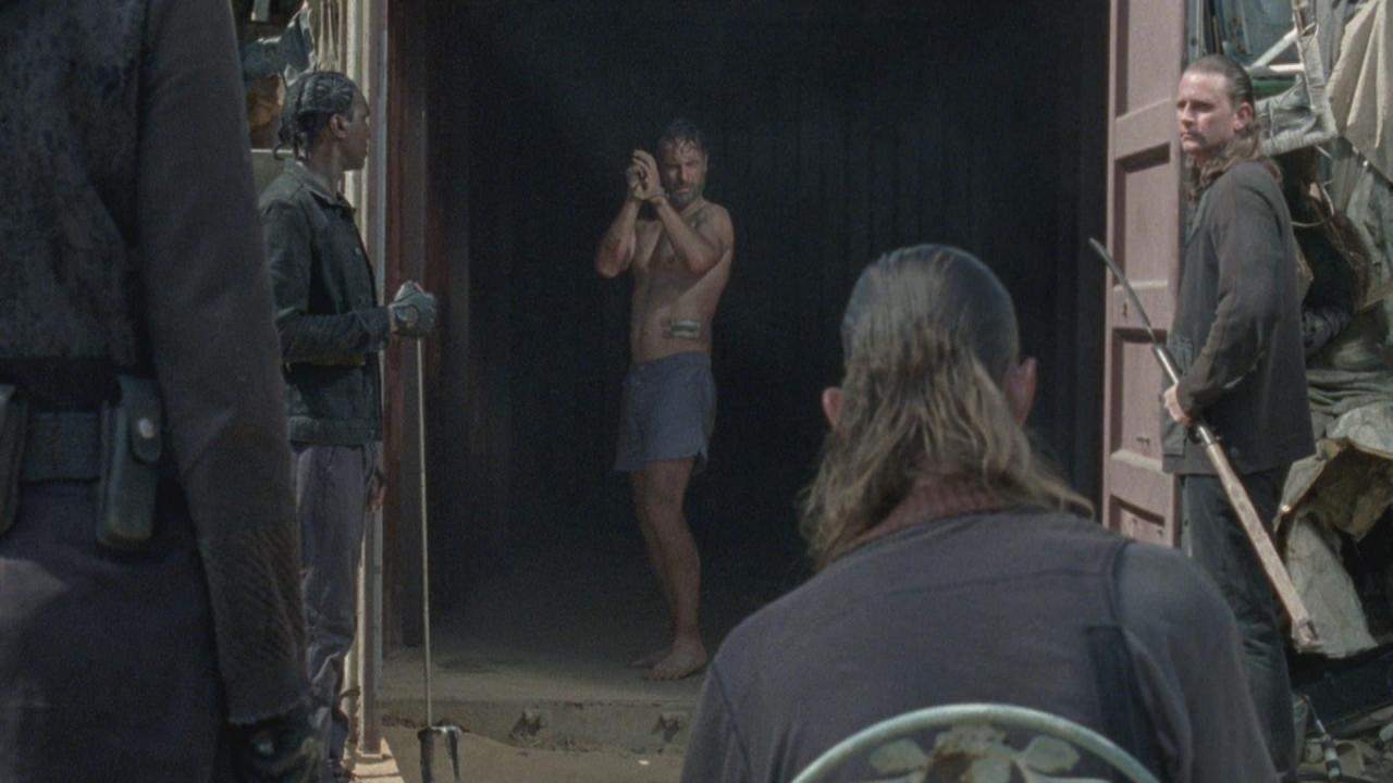 The Walking Dead 8, 7